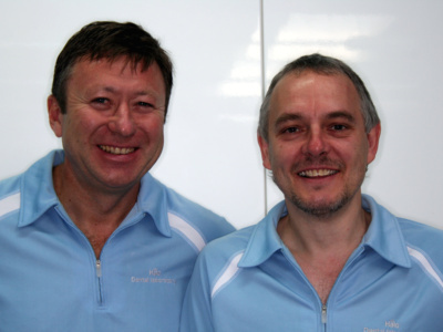 Halo Dental Laboratory Directors